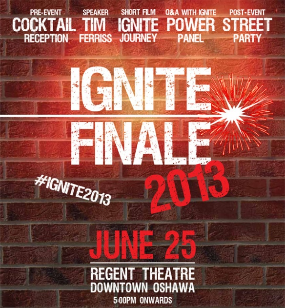 Ignite Finale-Flyer